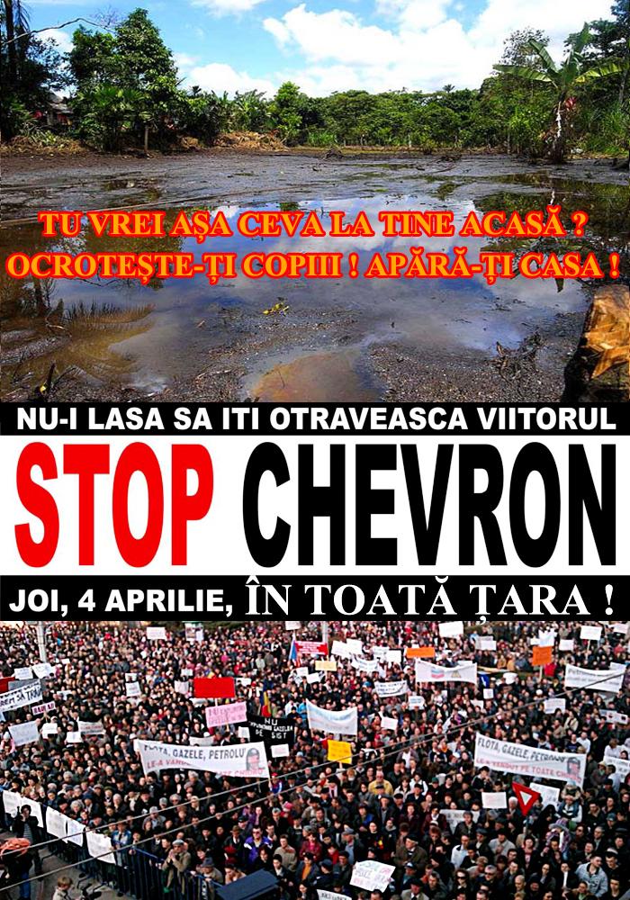 STOP CHEVRON